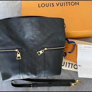 Louis Vuitton Bags - Louis Vuitton MÉLIE in Noir Monogram Empreinte